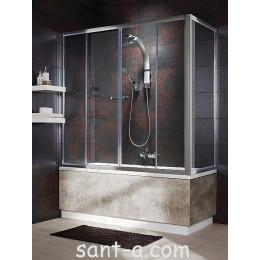 Шторкa для ванны Radaway Vesta 203140-01