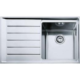 Раковина для кухні з нержавійки Franke Neptune Plus NPX 611 101.0068.360