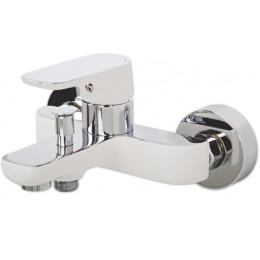 Смеситель для ванны Venezia белый 5010901-07 Kapadokya  Венеция