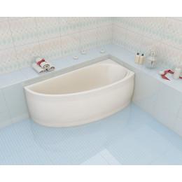 Маленька ванна Artel Plast Єва R 1500х700 EVA права