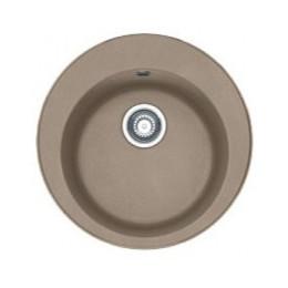 Кухонна раковина мийка Franke Ronda ROG 610 114.0381.022, колір мигдаль