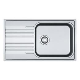 Врезная оборачиваемая кухонная мойка Franke Smart SRX 611-86 XL 101.0456.705