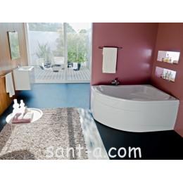 Ванна акриловая Kolpa San Lulu 170x110L 741428
