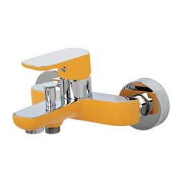 Смеситель для ванны Venezia жёлтый 5010901-08 Kapadokya Венеция