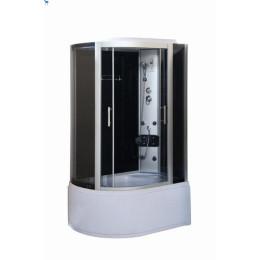 Душевой бокс на глубоком поддоне Vivia 167 R RC 120х80х215см, правосторонний c электроникой
