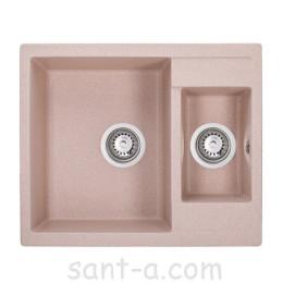 Гранітна кухонна мийка GRANADO SAMORA avena 0902