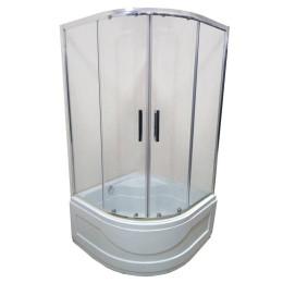 Душевой уголок Veronis KV-3-100 стекло прозрачное