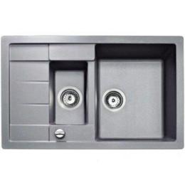 Кухонная гранитная мойка Teka 88956 ASTRAL 60 B-TG Тека