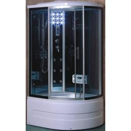 Гідромасажний бокс Atlantis 110Х82Х220см (AKL1110B(L) лівий)