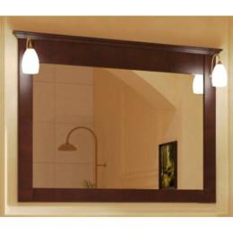 Зеркало для ванной комнаты Marsan DESIREE 1200x920мм, венге (Марсан 4-Дезире)