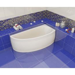 Маленькая ванна Artel Plast Далина L 1600х700 левая DALINA