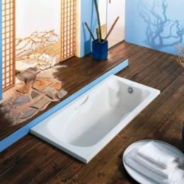 Ванна прямоугольная Kolpa San Valis 160x70см 741480