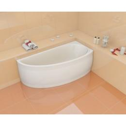 Маленькая ванна Artel Plast Ева L 1500х700 EVA левая