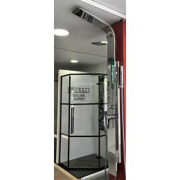 Гідромасажна панель з нержавіючої сталі Dusel DU2014А-00 1410x505x220 мм