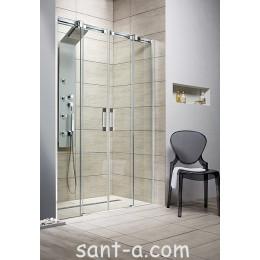 Двостулкові душові двері Radaway Espera DWD 380240-01