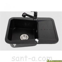 Врізна мийка кухонна Brenor (VERANO 10)