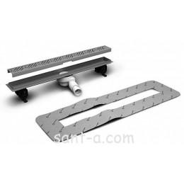Линейныe трапы Radaway, предназначенные для укладки плитки 5L055A