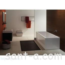 Ванна прямоугольная Kolpa San Elektra 160x75см 740704