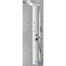 Гидромассажная панель из нержавеющей стали Golston 8003 1450x470x230 мм