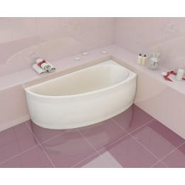 Маленькая ванна Artel Plast Далина R 1600х700 правая DALINA