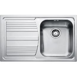 Раковина з нержавіючої сталі для кухні Franke Logica line LLX 611-79 101.0381.806