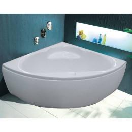 Ванна кутова без гідромасажу Appollo 1400х1400х620 мм TS-970 (код 002324)