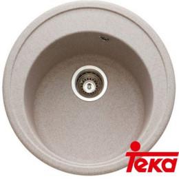 Гранитная мойка Teka 88815 CENTROVAL 45 TG Тека