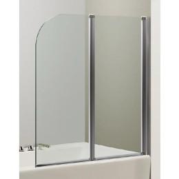 Шторка на ванну Eger 120x138см, 599-121CH (код 043015)