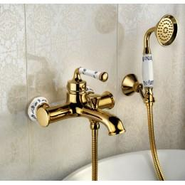 Змішувач для ванни Venezia 5010101 Emparador