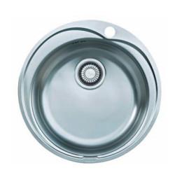 Кругленькая мойка для кухни Franke Ronda ROL 610-41 101.0255.788