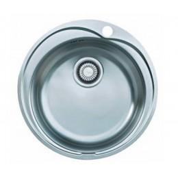 Кругленька мийка для кухні Franke Ronda ROL 610-41 101.0255.788