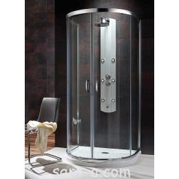 Пристінна душова кабіна Radaway Premium Plus P 100х90см 33300-01-01N