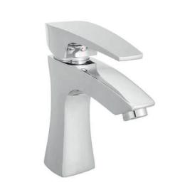 Смеситель для умывальника Invena Nikea EXE BU-07-001 с донным клапаном