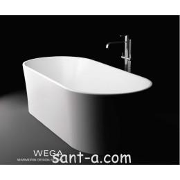 Ванна мраморная Marmorin Wega 1800x800x490 (P 515 170 020 010)