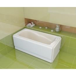 Маленькая ванна Artel Plast Искра 130х75 ISKRA, цвет белый