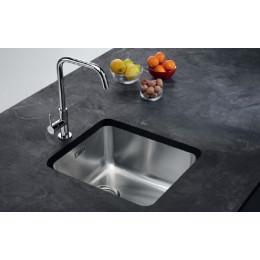 Раковина металева для кухні Franke Aton ANX 110-34 122.0204.647