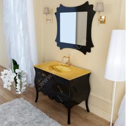 Тумба напольная для ванной комнаты без раковины Marsan DIANNE 1050x560 в цвете (Марсан 4-Диана)