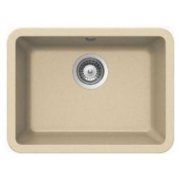 Кухонна мийка Teka з тегранита, монтаж під стільницю, 501,5х377,5 мм, колір топаз Radea 450/325 TG 88490 Тека