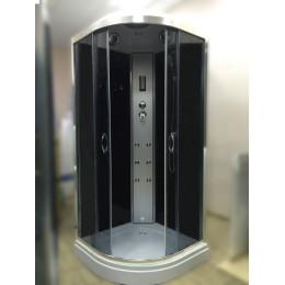 Гидромассажный бокс Atlantis AKL 50P-Т100(GR) 100х100х215см