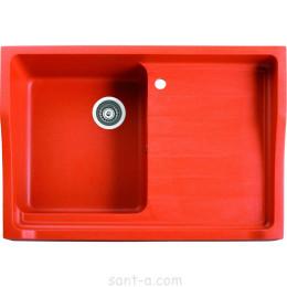 Врізна кухонна мийка Marmorin RUBID (230 114 0xx)