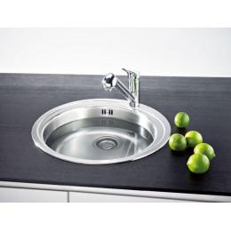 Кругленька мийка для кухні Franke Ronda ROX 610-41 101.0255.785
