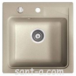 Врізна кухонна мийка Marmorin TAMA 1k одна чаша (390 103 0xx)