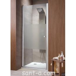 Одностворчатые душевые двери Radaway Eos DWJ 37983-01-01N
