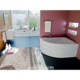 Ванна акриловая Kolpa San Lulu 170x110R 741411