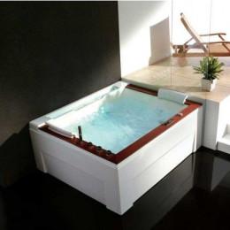 Гідромасажна ванна Golston G-U2606, 1900x1580x770 мм вбудована