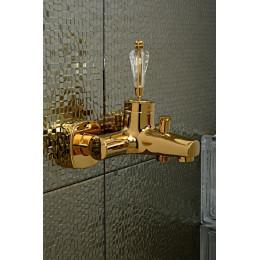 Смеситель для ванны Venezia 5010201 Diamonod Gold Венеция