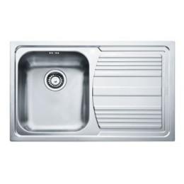 Раковина з нержавіючої сталі для кухні Franke Logica line LLX 611-79 101.0381.808