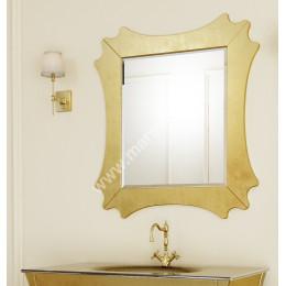 Зеркало Marsan DIANNE 1040х940 мм античное золото/серебро** (Марсан 2-Диана)