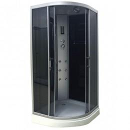 Гидромассажный бокс Atlantis AKL-100P-T(GR) 100х100х215см