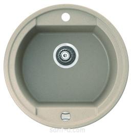 Врезная кухонная мойка Marmorin OTAGO 1 bowl sink круглая (505 803 0xx)